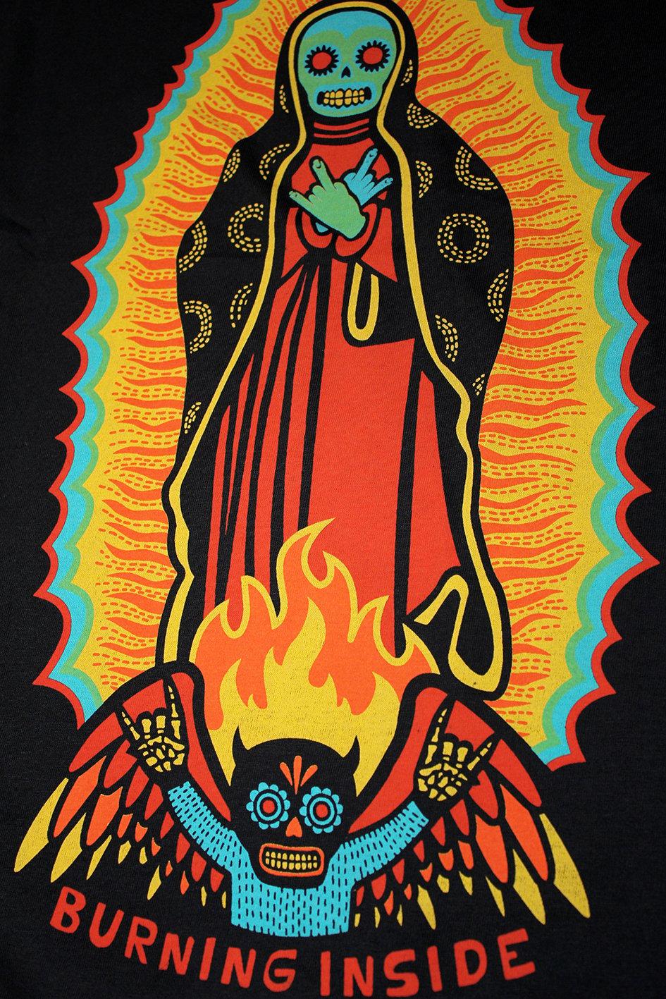 Image of BURNING INSIDE WOMAN