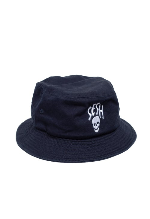 Image of Seshskull embroidered Bucket hat