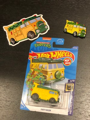 Image of Hot Wheels Party Wagon Bundle