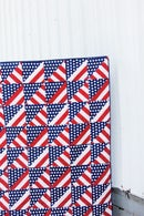 Image 1 of the AMERICANA QUILT PDF Pattern