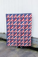 Image 4 of the AMERICANA QUILT PDF Pattern