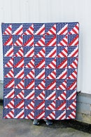Image 5 of the AMERICANA QUILT PDF Pattern