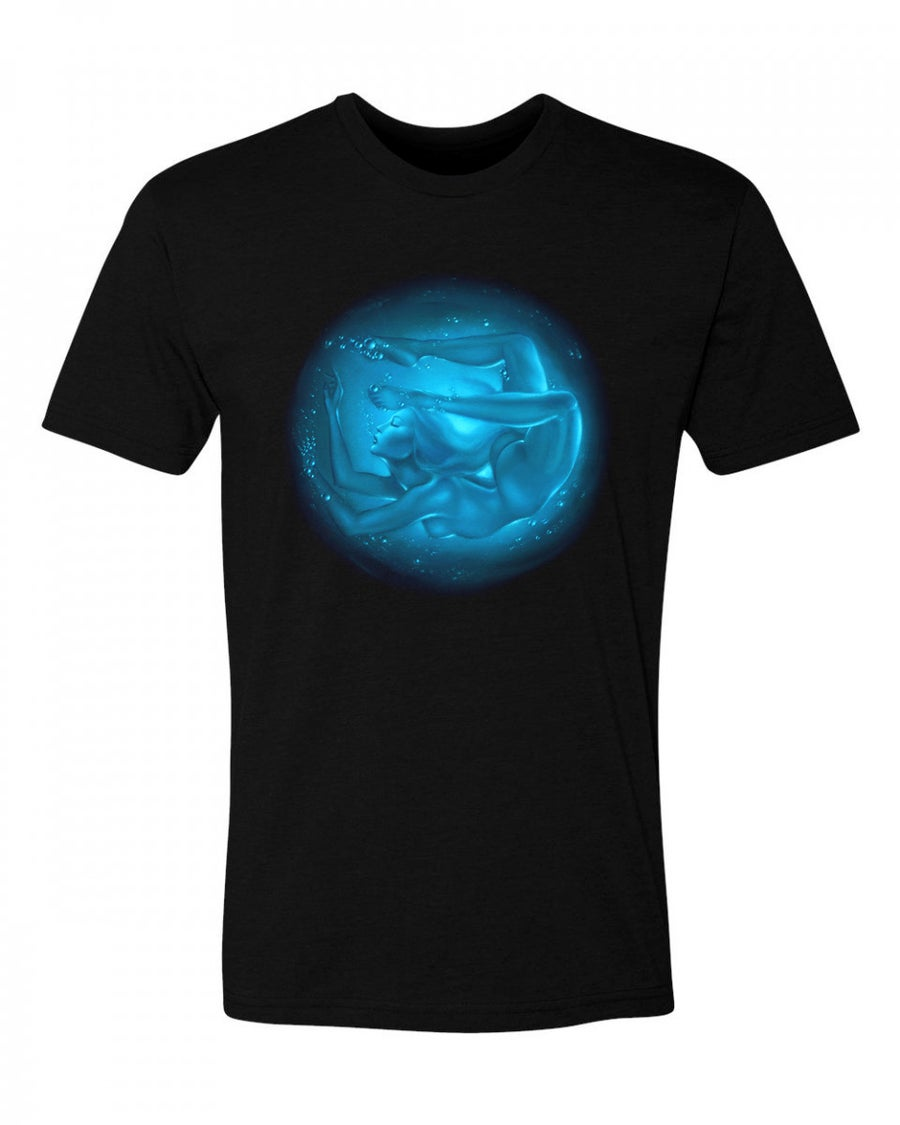 Image of Aquarius T-shirt - Unisex - Cotton