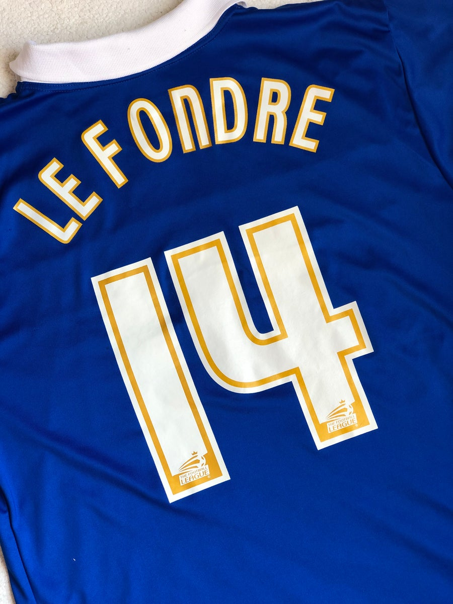 Image of Replica 2006/07 TFG Home Shirt Le Fondre 14