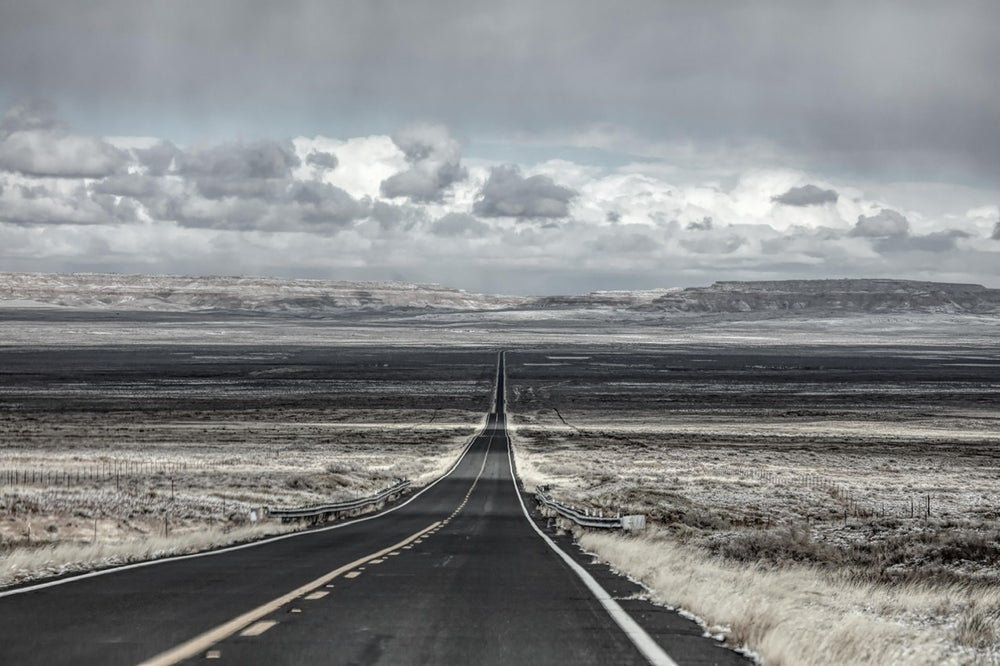 Image of The Open Road