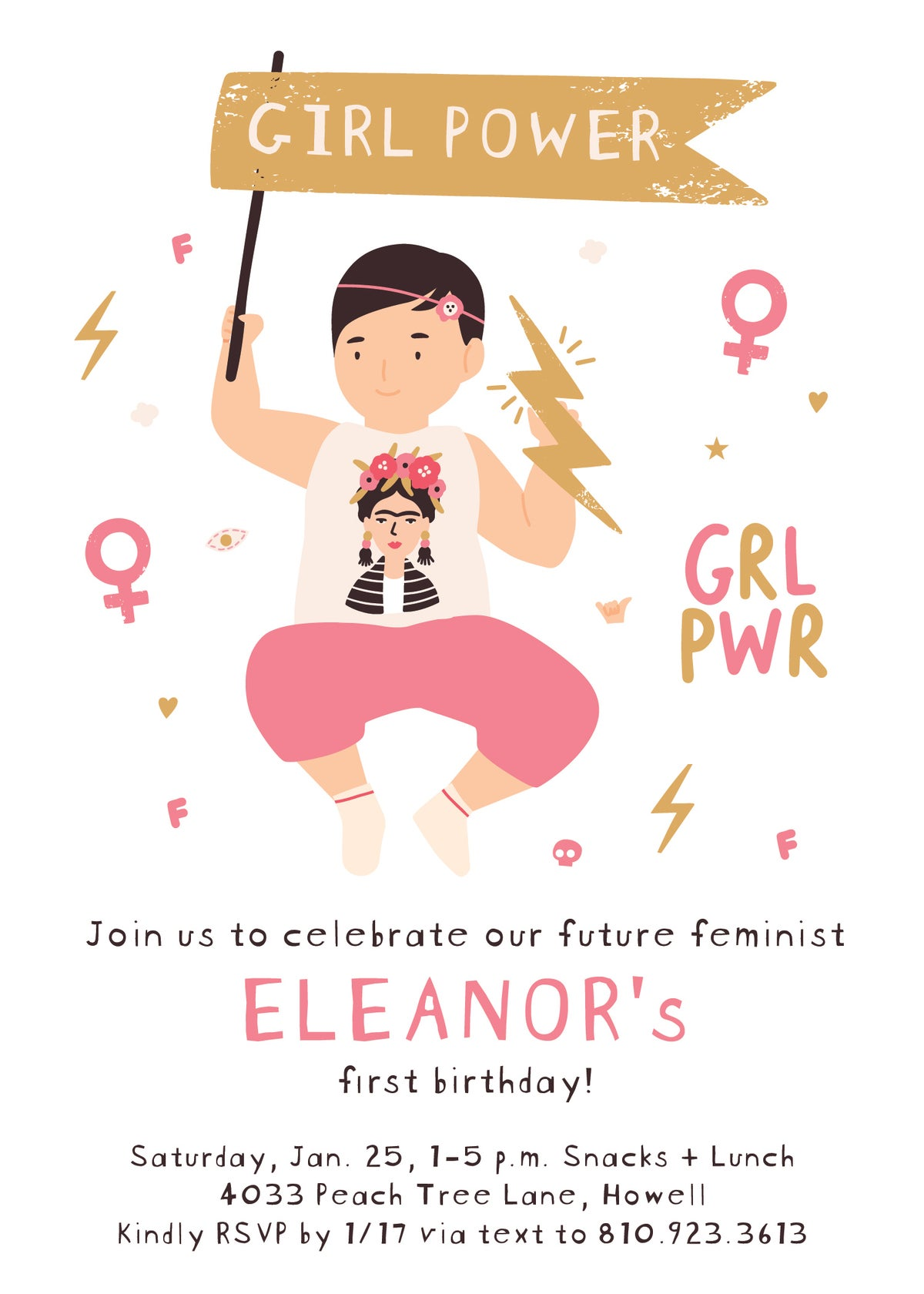Feminist/Girl Power Party