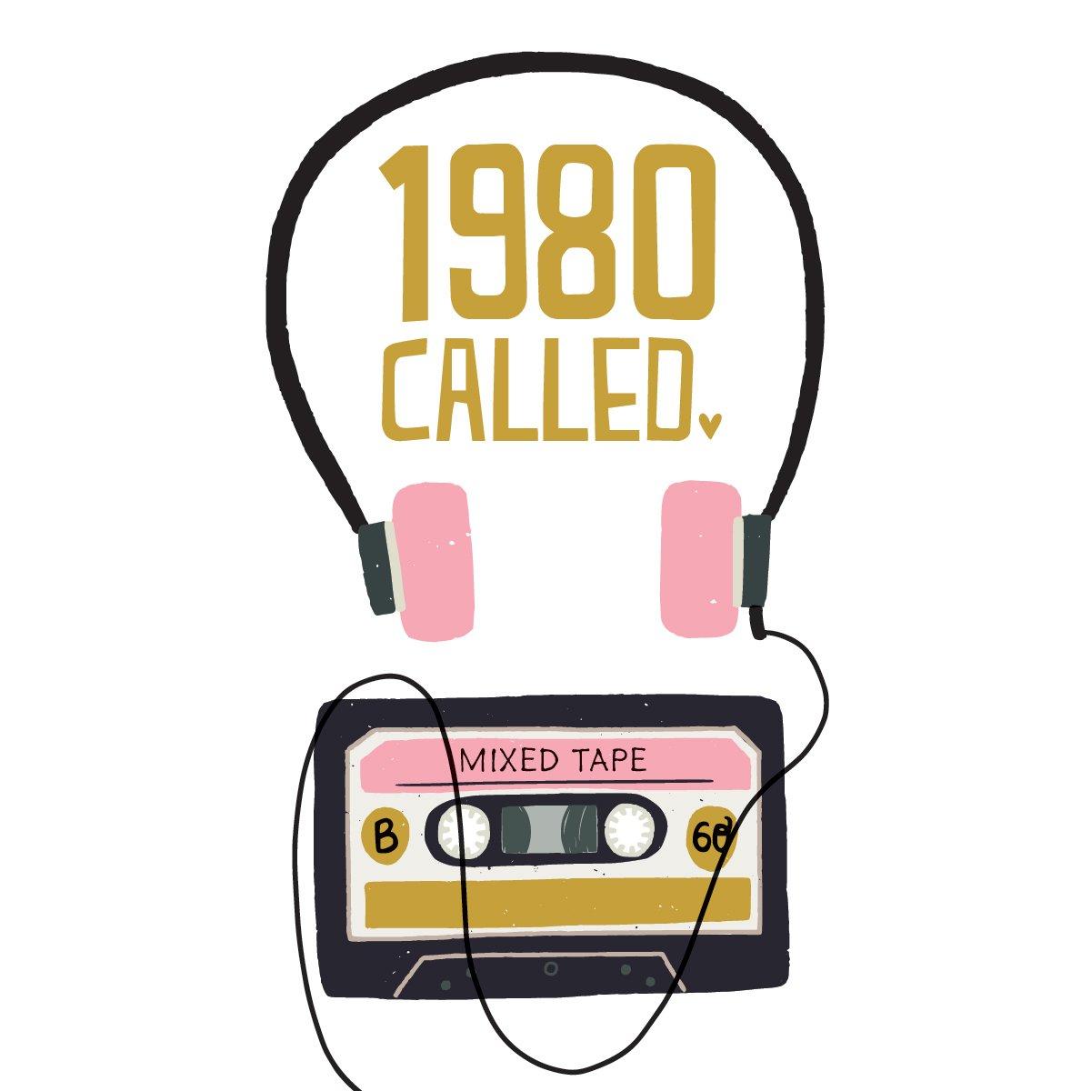 1980 Called Print