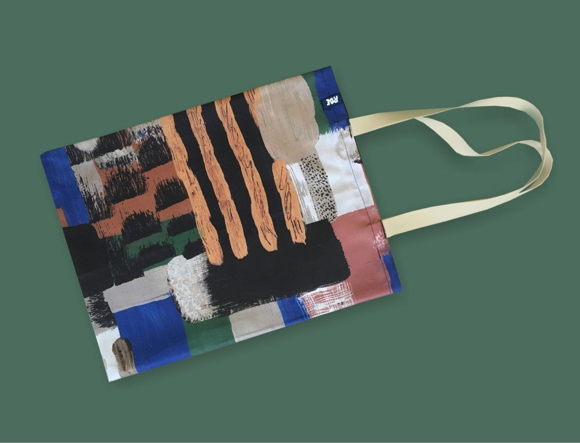 Image of BAG WITH PAINTING / digitalprint
