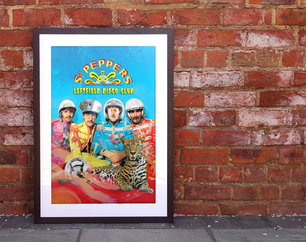 Image of Sgt Peppers Leftfield Disco Club (new)