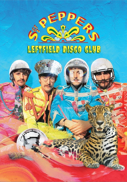 Image of Sgt P's Leftfield Disco Club