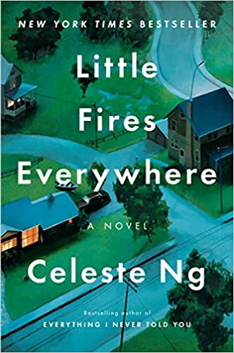 Image of Little Fires Everywhere for Melissa Oxenburg