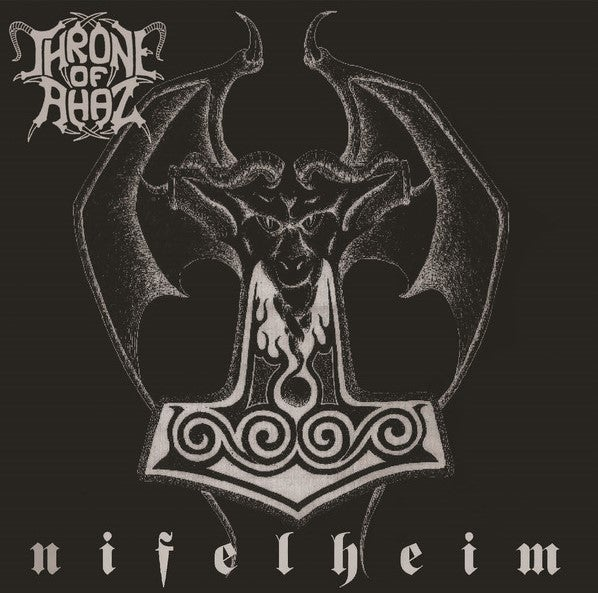 THRONE OF AHAZ -Nifelheim- CD