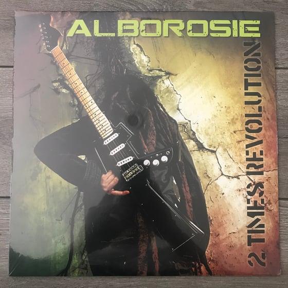 Image of Alborosie - 2 Times Revolution