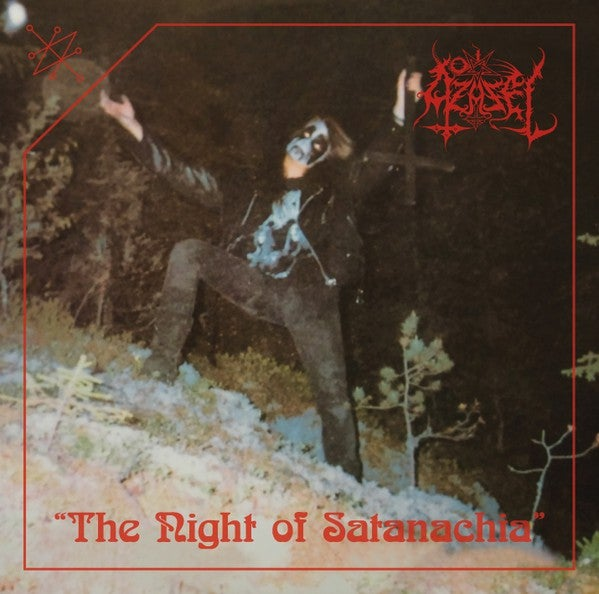 AZAZEL -The NIght Of Satanachia CD