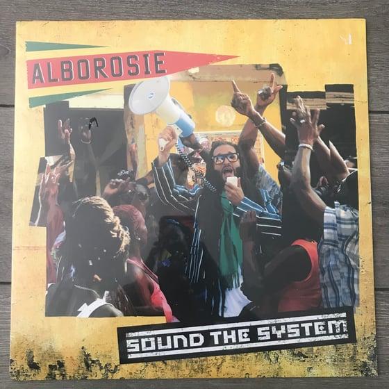 Image of Alborosie - Sound System Vinyl LP