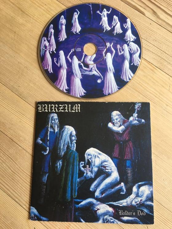 Image of Burzum Promo Balders død