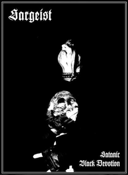 SARGEIST -Satanic Black Devotion- A5 DIGI-CD