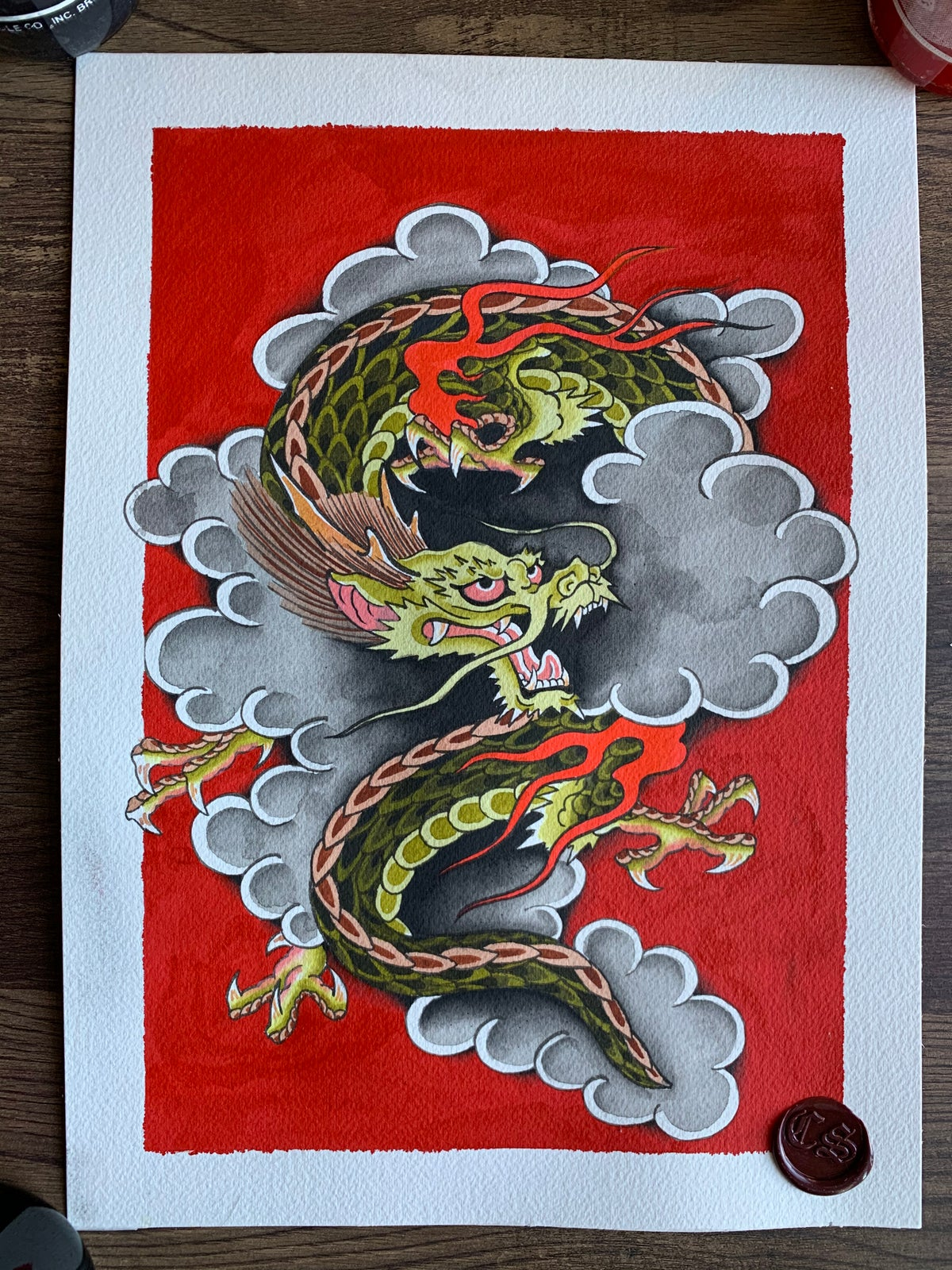 Image of Dragon