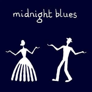 "Image of Midnight Blues (7"" vinyl)"