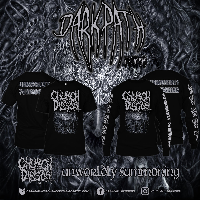 Image of CHURCH OF DISGUST - Unworldly Summoning/Veneration of filth (Bundle Package)