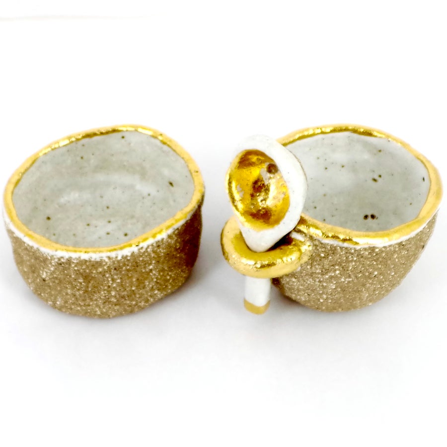 Image of Condiment dishes