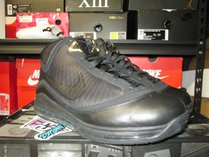 "Image of Air Max LeBron VII (7) ""Triple Black"" *PRE-OWNED*"