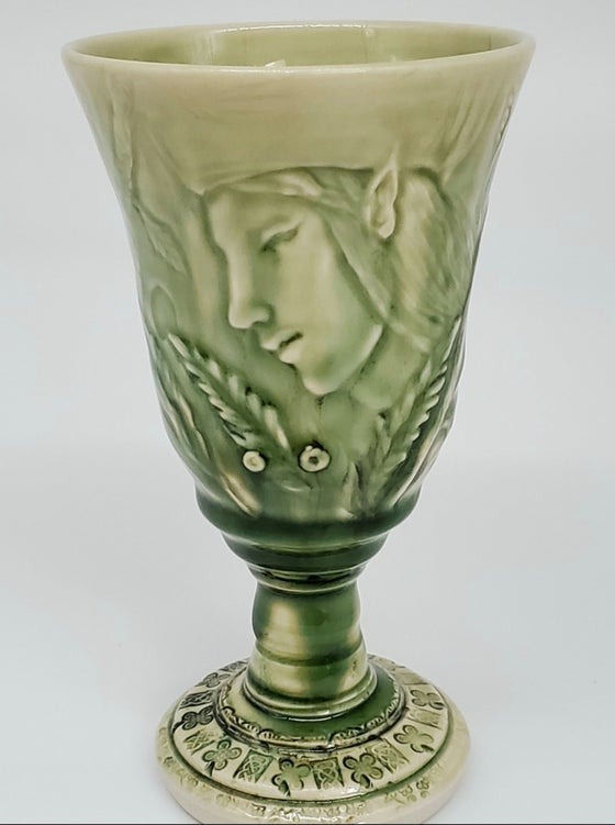Image of Serenity Porcelain Chalice