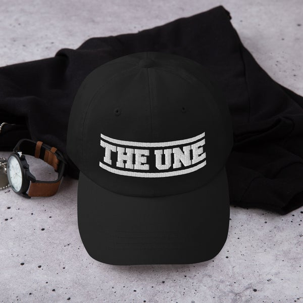 Image of THE UNE Dad hat