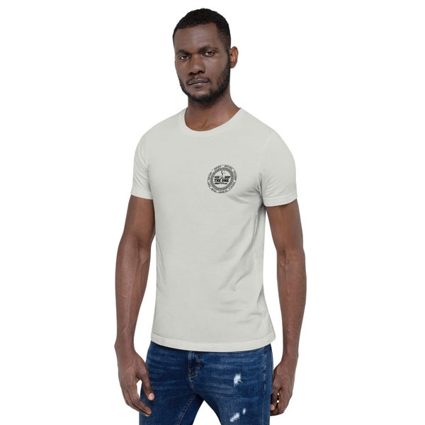 Image of THE UNE Seal Over Heart Short-Sleeve Unisex T-Shirt