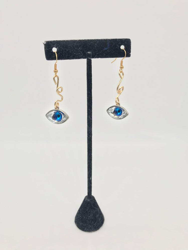 Image of EYE see you earrings