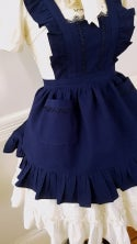 Classic Pinafore - Navy