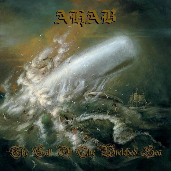 Image of CD - The Call of the Wretched Sea