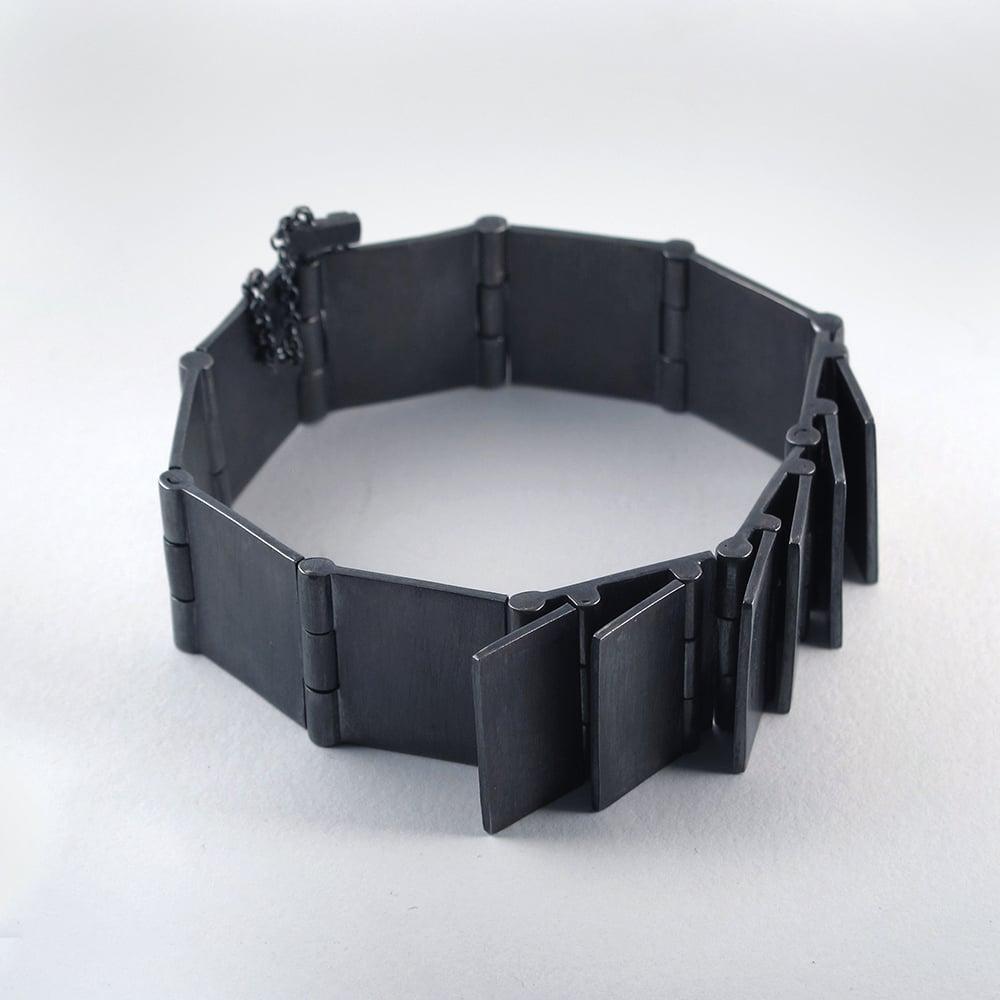 Image of MORPHISM BRACELET — BLACK