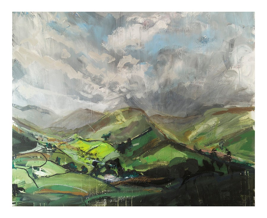 Image of Martindale from Hallin Fell Limited Edition Giclée Print
