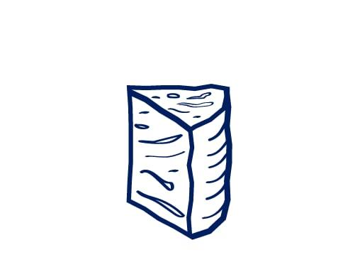 Stichelton Cheese - Wedge