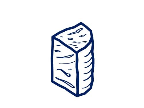 Stichelton Cheese - Eighth