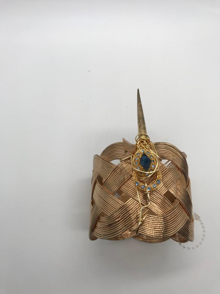 Image of Vintage dagger bracelet