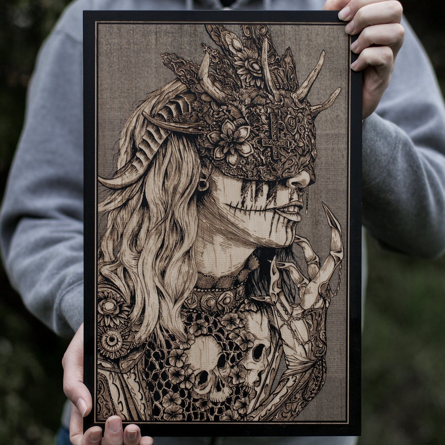Image of Lady of Ruin - XL Edition of 20