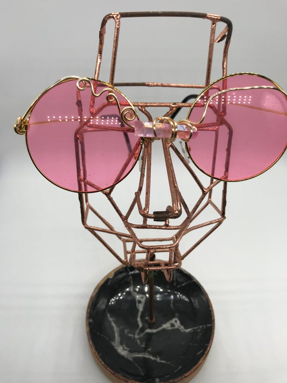 Image of Pink fairy dust frames