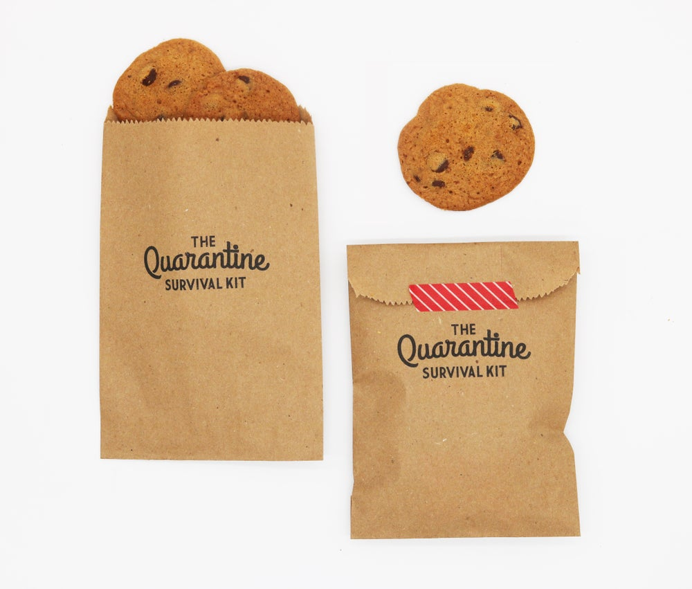 Image of The Quarantine Paper Bag Survival Kit