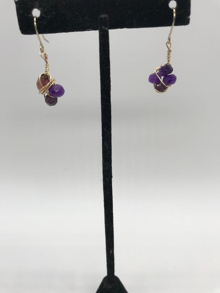 Image of Grape elegance