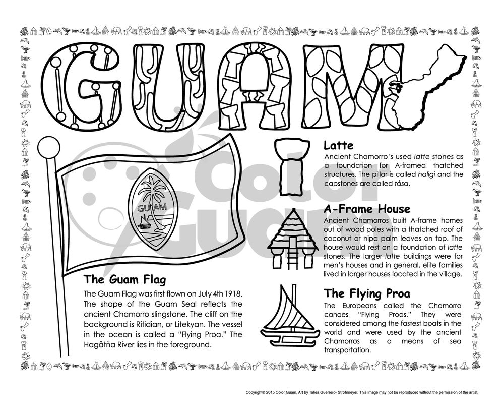 Image of All About Guam