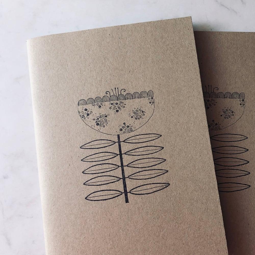 Image of Folk Flower Sketchbook