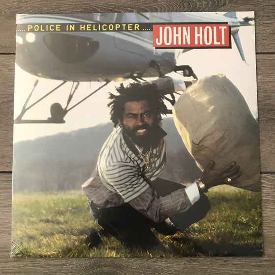 Image of John Holt - Police In Helicopter Vinyl LP