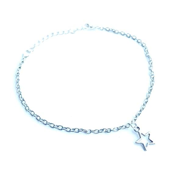 Image of Starstruck anklet