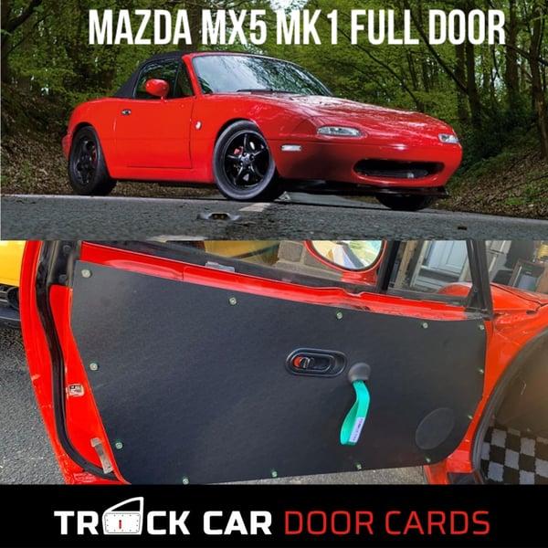 Image of Mazda MX5 MK1 - Full Door - Drift / Track Car Door Cards