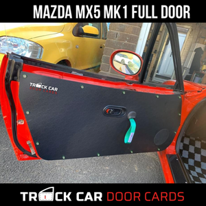 Image of Mazda MX5 MK1 - Full Door - Drift / Track Car Door Cards