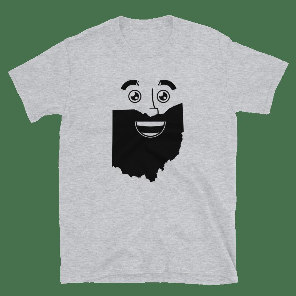 Ohio beard tee