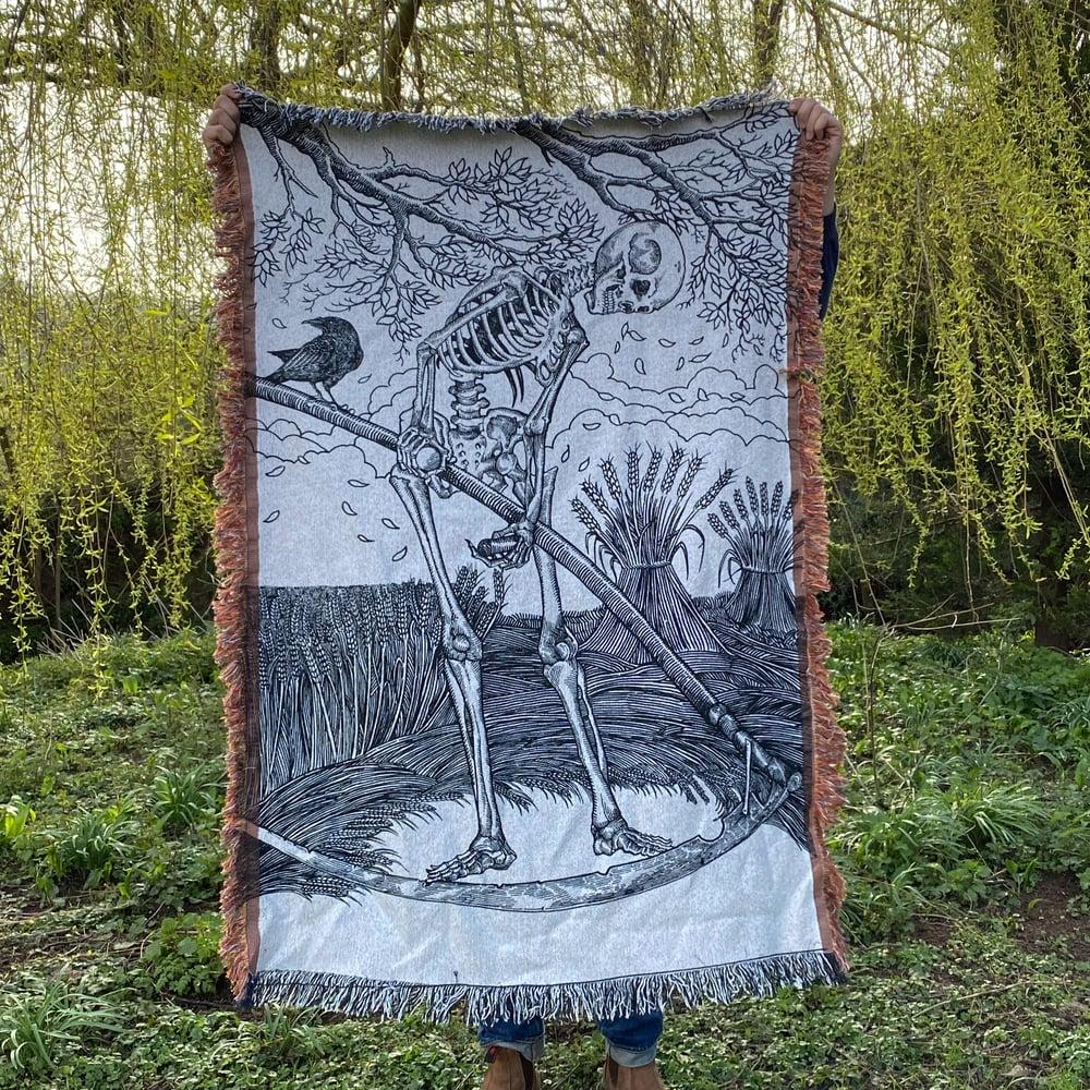 Image of The final harvest blanket (pre order)