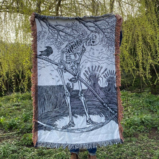 Image of The final harvest blanket (pre order)